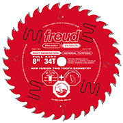 Freud Saw Blade Sharpening Service