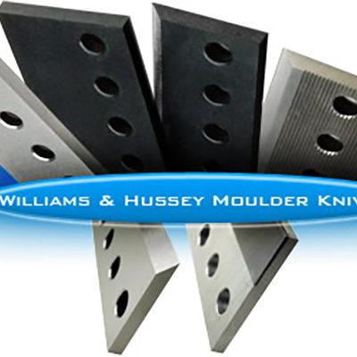 MOULDER & HUSSEY KNIVES