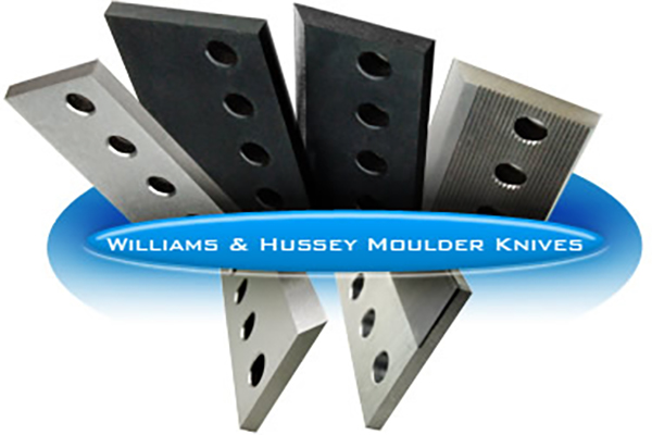 William and Hussey Moulder Knife Sharpening