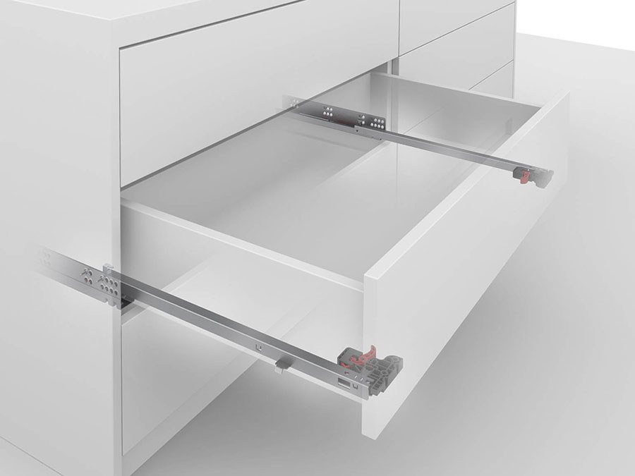 slidea 3 4 extension soft closing frameless undermounts byler