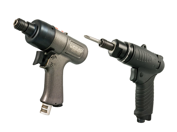 We've Expanded Our Product Line with Industrial Air Screwdrivers