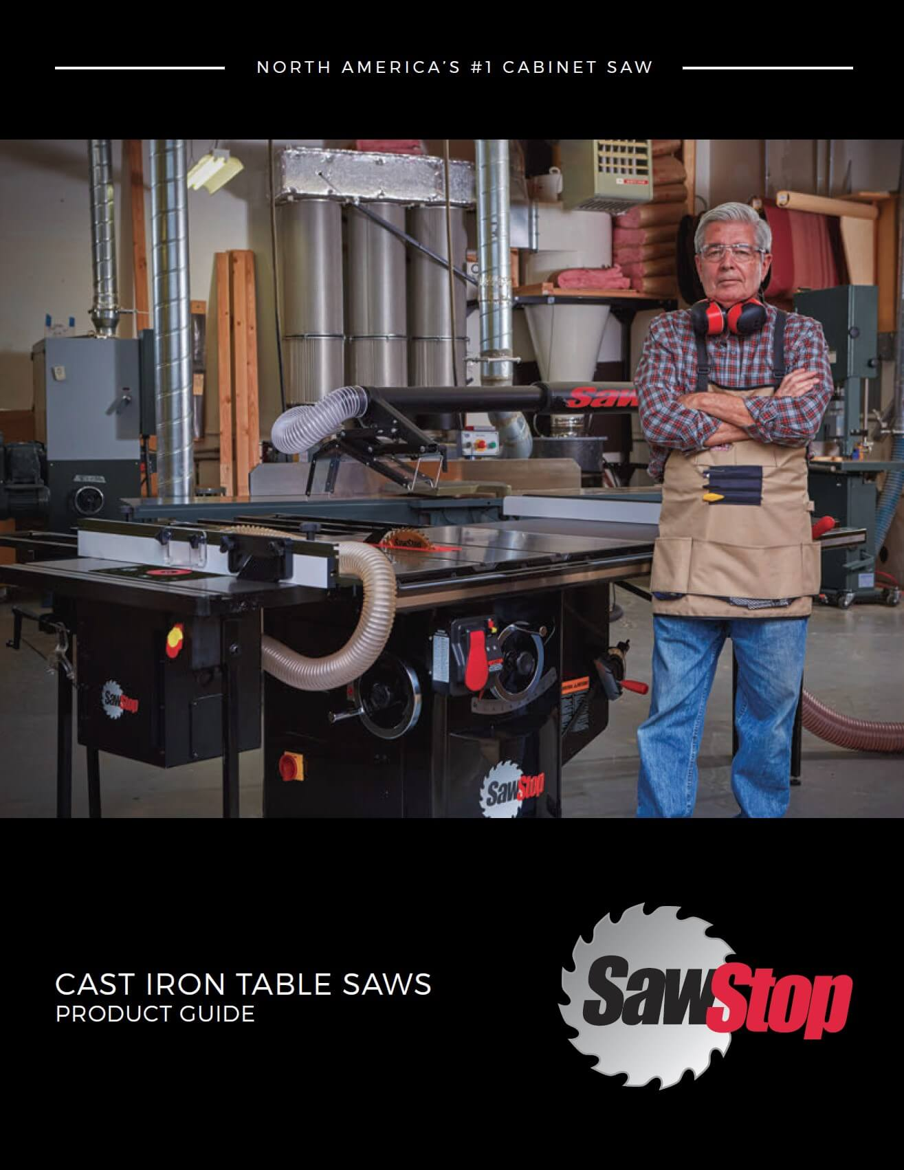 SawStop Brochure Download